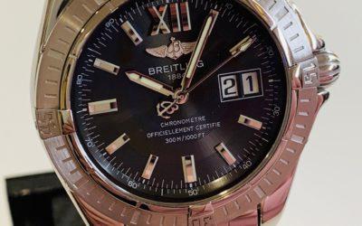 Luxusní použité hodinky. Breitling Archivy - Luxusní použité hodinky. b9d80257284